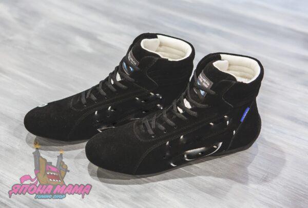 Ботинки / Обувь для автоспорта FIA 8856-2000 (черные)