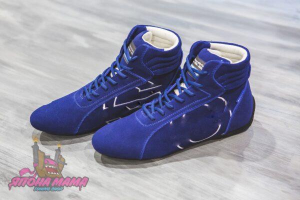 Ботинки / Обувь для автоспорта FIA 8856-2000 (синие)