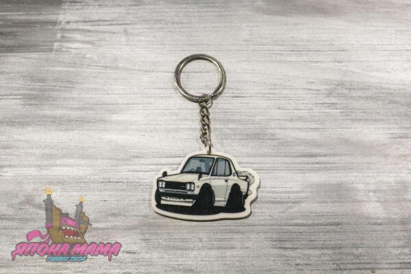 Брелок акриловый для ключей Nissan Skyline (новинка)