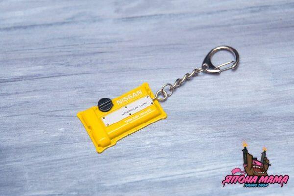 Брелок для ключей клапанная крышка SR