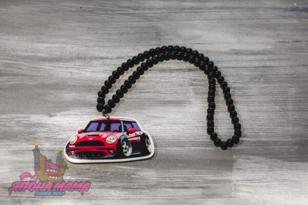 Брелок Mini Cooper для ключей подвесной / четки