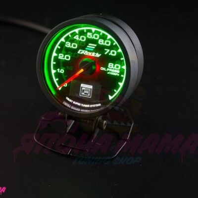 Датчик улучшенный GReddy Multi D/A Gauge давления масла (oil pressure)
