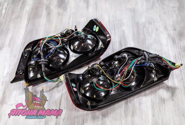 Диодные стопы Sonar для Toyota Chaser JZX100 светлые (оригинал)