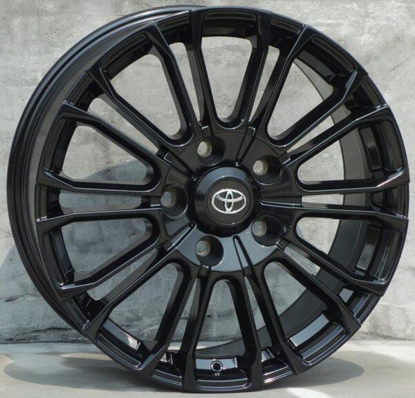 Диски exclusive черные r21 toyota / lexus