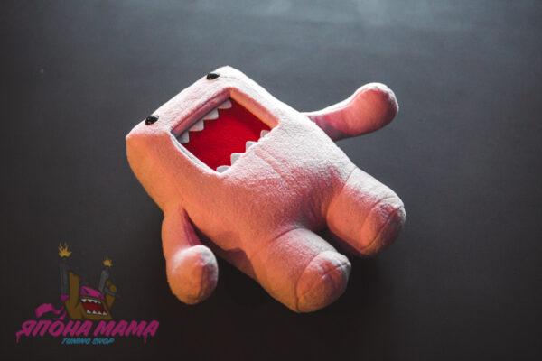 Домо Кун популярная игрушка JDM'щиков 32см (Розовый)