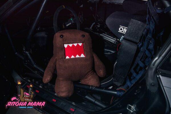Домо Кун популярная игрушка JDM'щиков 42см.