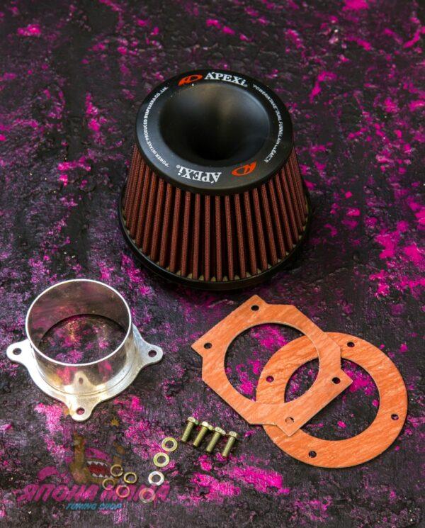 Фильтр нулевого сопротивления Apexi с адаптером