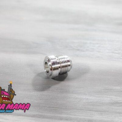Фитинг приварной AN10 алюминиевый (высокое качество)
