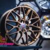 Комплект дисков Volk Racing TE37 SL R14 7j ET20 4x100 / 114.3 (бронза)