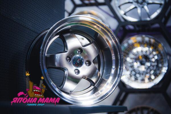 Комплект дисков WORK Meister с полкой R15 9j ET20 4x100