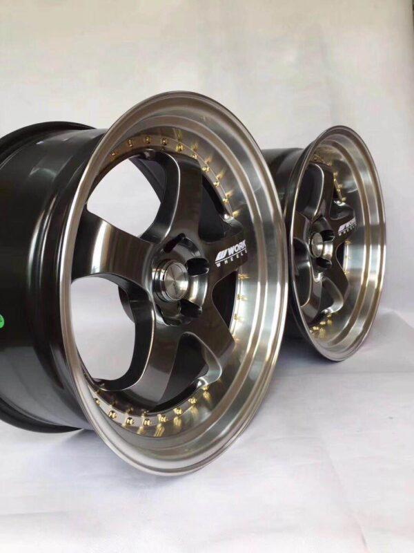 Комплект дисков WORK Meister S1 R18 10.5j ET25 5x114.3