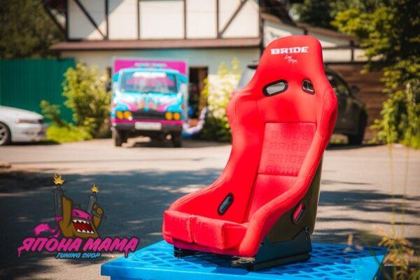 Ковш Bride Low Max 34, красный размер (до 80 кг)