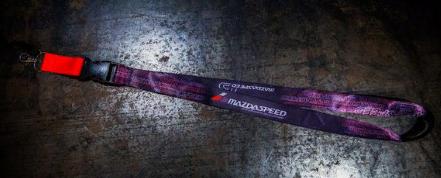 Лента Mazda Speed для ключей (бэйджкипер)