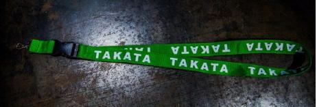 Лента TAKATA для ключей (бэйджкипер)