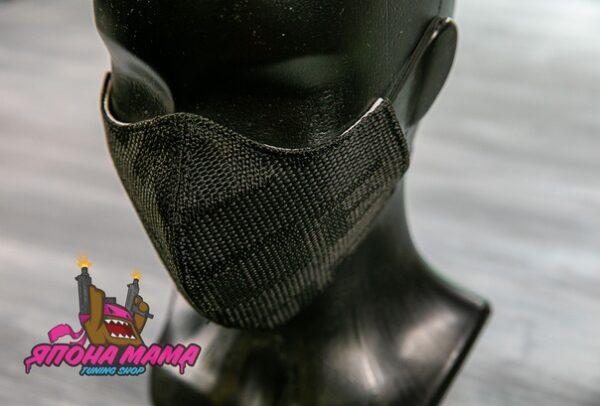 Многоразовая маска Bride (черная)