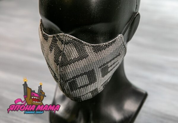 Многоразовая маска Bride (серая)