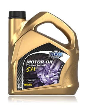 Моторное масло MPM 5W-50 Premium Synthetic SN