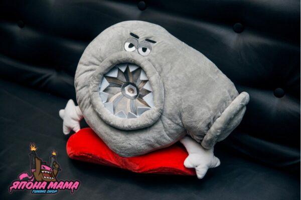 Мягкая игрушка / подушка турбина (маленькая)
