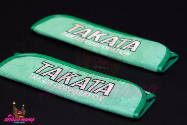 Накладки для спортивных ремней безопасности Takata