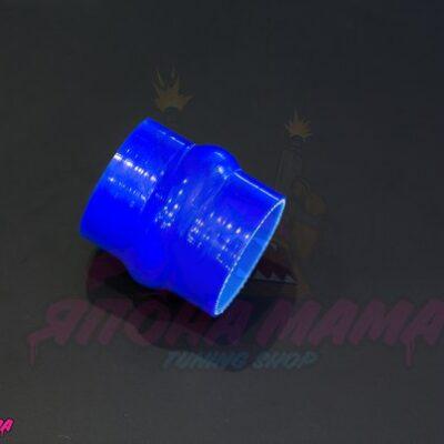 Патрубок силиконовый 51 mm. демпферный