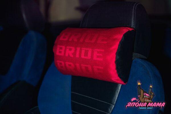 Подголовник Bride (красный)