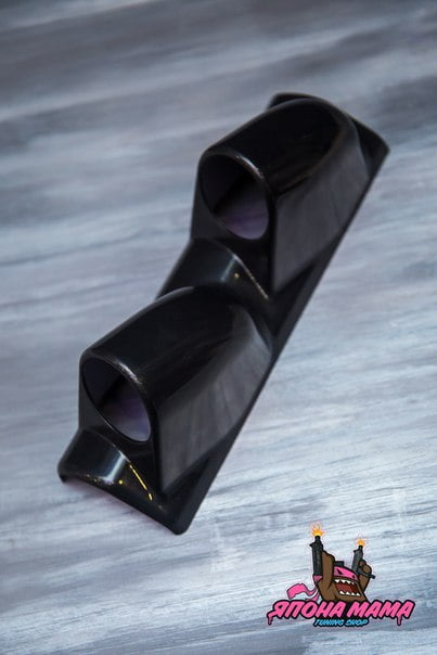 Подиум глянцевый под 2 прибора 60 mm. на правую стойку