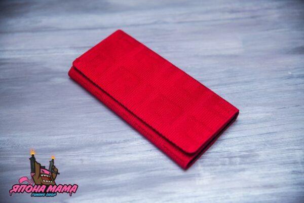 Портмоне Bride для JDM'щиков и Дрифтеров (красный)