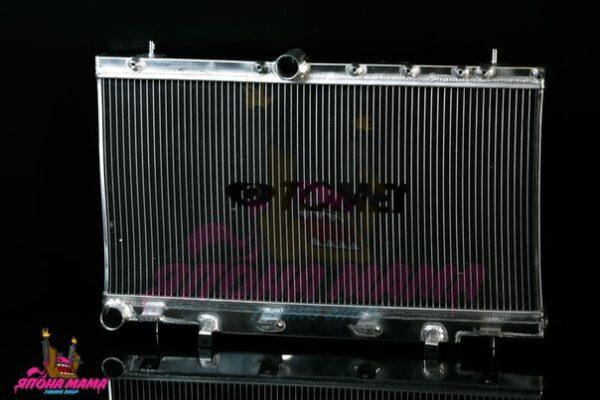 Радиатор охлаждения алюминиевый Honda Accord 2.2 90-93 A/T