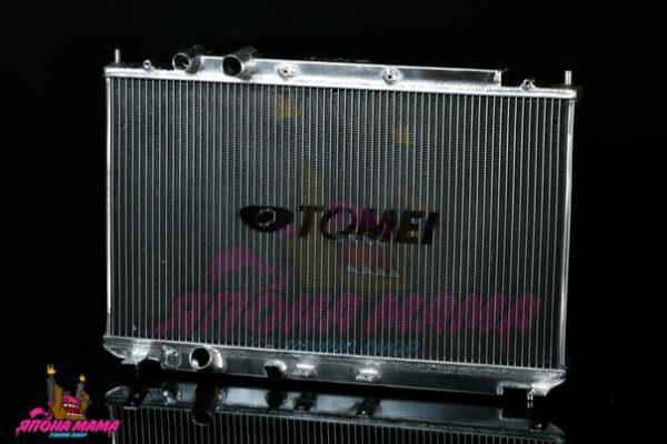 Радиатор охлаждения алюминиевый Honda Civic 2006 M/T