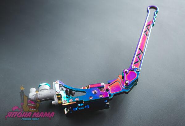 Регулируемый вертикальный гидравлический ручник 365 mm. Drift Handbrake (Хамелеон)