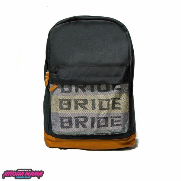 РЕПЛИКА рюкзак Bride для JDMщиков и Дрифтеров (Черный)