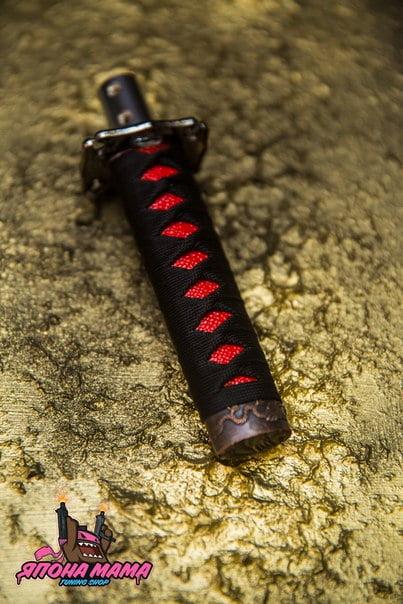 Ручка переключения передач самурайский меч 15cm., алюминиевая