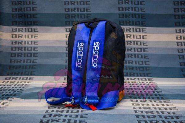 Рюкзак Bride Sparco для JDM'щиков и Дрифтеров
