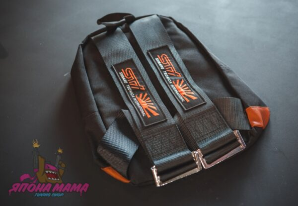 Рюкзак Bride STI для JDM'щиков и Дрифтеров