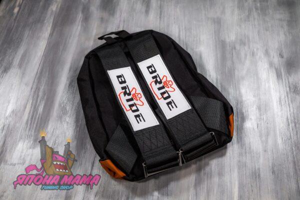 Рюкзак JDM с лямками Bride для JDM'щиков и Дрифтеров