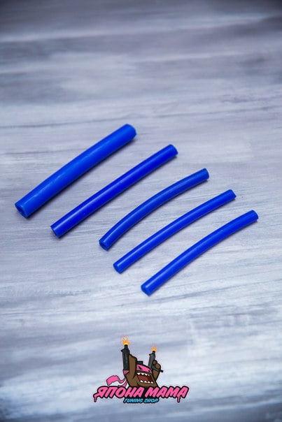 Шланг силиконовый вакуумный 7mm. синий