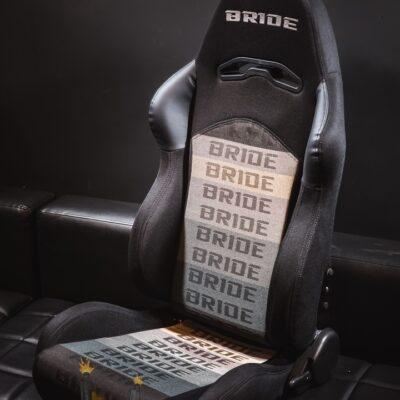 Спортивное сиденье Bride Digo полуковш (от 85 до 125 кг)