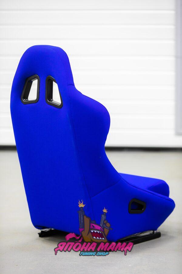Спортивное сиденье ковш Drift Series (синего цвета)