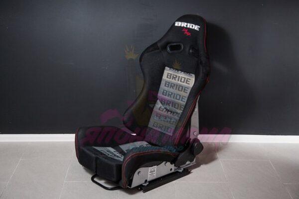 Спортивное сиденье полуковш Bride Maziora Neo Chrome