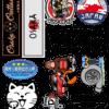 Наклейка Japan Ver.3