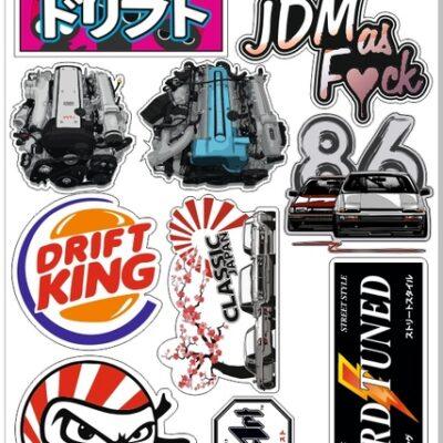 Sticker pack Japan Ver.6
