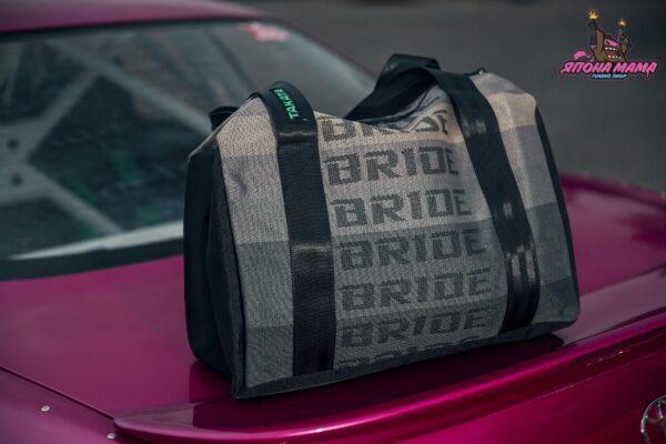 Сумка спортивная Bride Takata для JDM'щиков и Дрифтеров