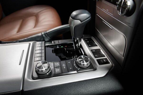 Toyota Land Cruiser 200 ручка кулисы АКПП 2015-2020