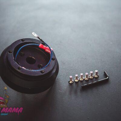 Улучшенный рулевой адаптер для установки спортивного руля Honda EG