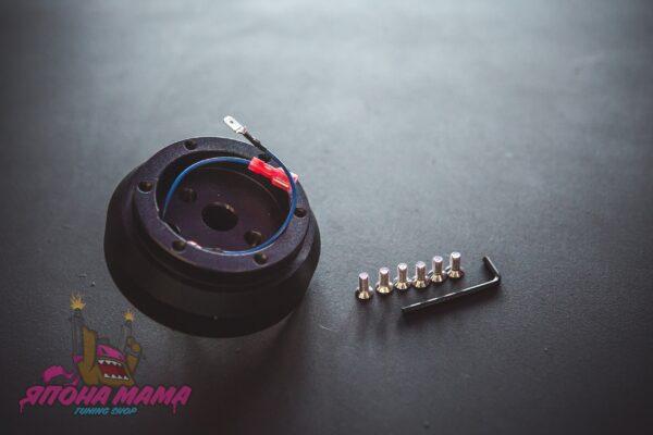 Улучшенный рулевой адаптер для установки спортивного руля Honda EK
