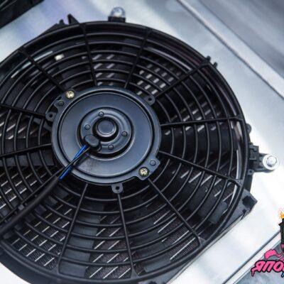 Вентилятор повышенной производительности 14 дюймов (160 Вт)