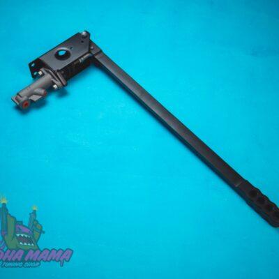 Вертикальный гидравлический ручник 635 mm. Drift Handbrake