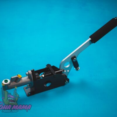 Вертикальный / горизонтальный гидравлический ручник + цилиндр