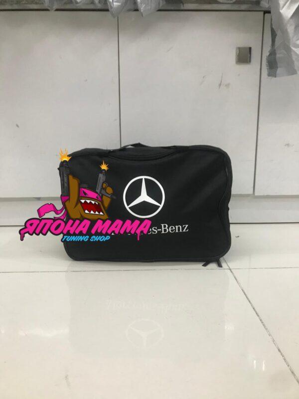 Тент / Чехол для автомобиля Mercedes GLK 2010 (черный)