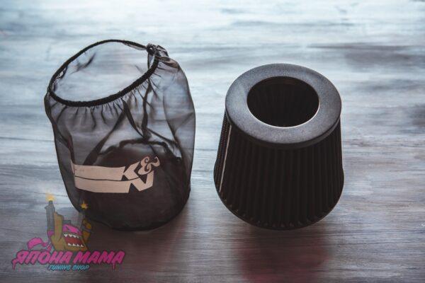 Защитный чехол черный для фильтра нулевого сопротивления